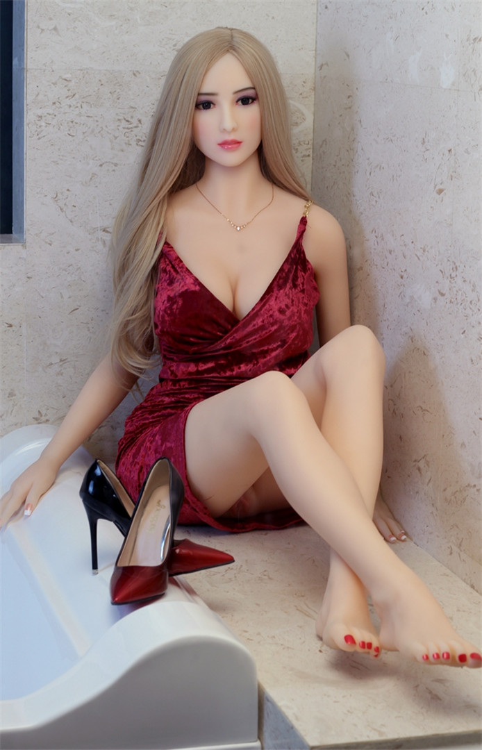 165cm Natural Breast Sex Doll